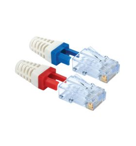 Liberty '100 011LW' Category 6 EZ-RJ45 plugs - 30 Pack