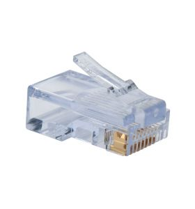 Liberty '100 003B' Category 5e EZ-RJ45 plugs - 100 Pack
